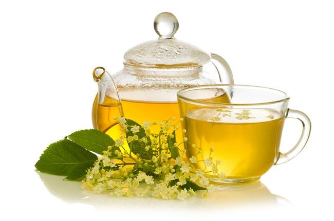 ceai de floare de soc