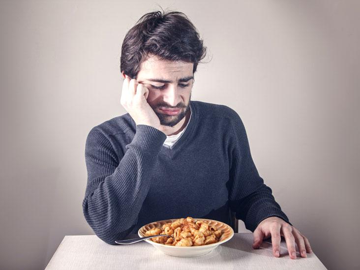 greutate pierdută cu pierderea apetitului