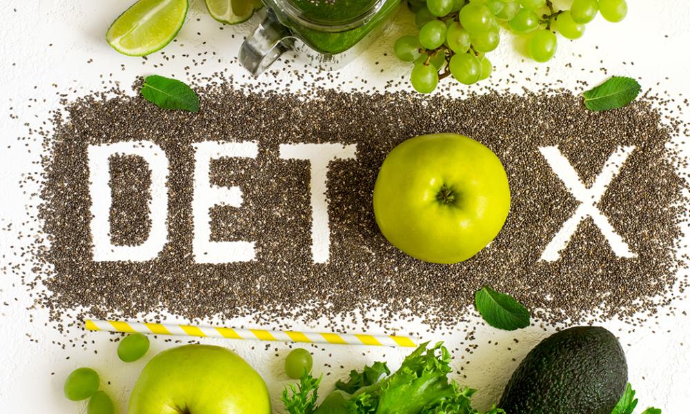 Program de detoxifiere in 10 zile: cum sa iti cureti organismul