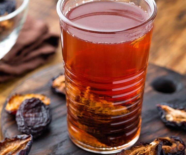 Suc de prune uscate Reteta și beneficii