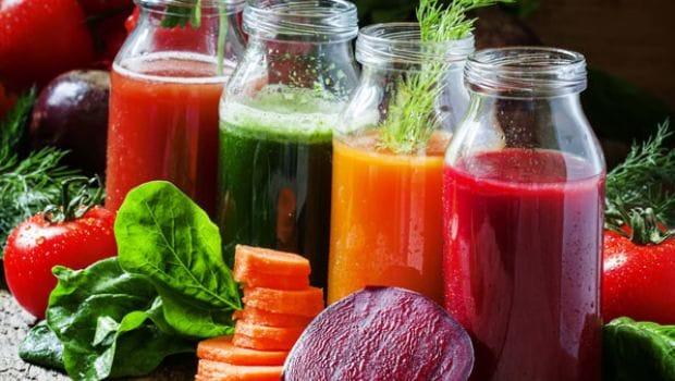 Suc de legume beneficii