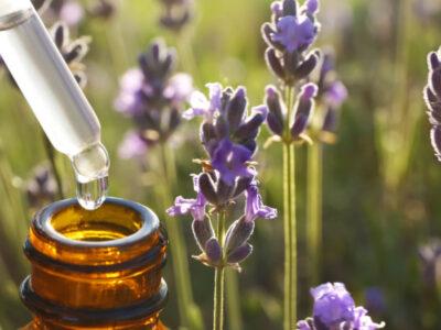 Ulei esential pentru durerea de cap