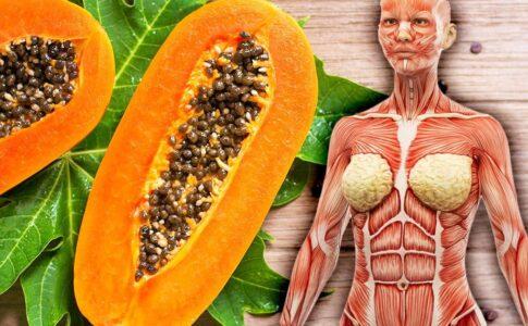 Papaya pentru sănătate