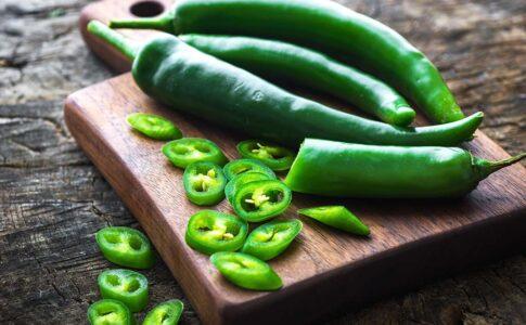 ardei iute verde beneficii