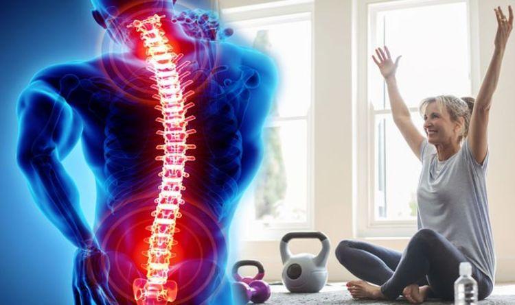 Scapă natural de durerile de spate